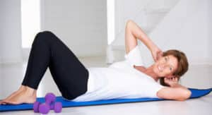 In Home Fitness Workout