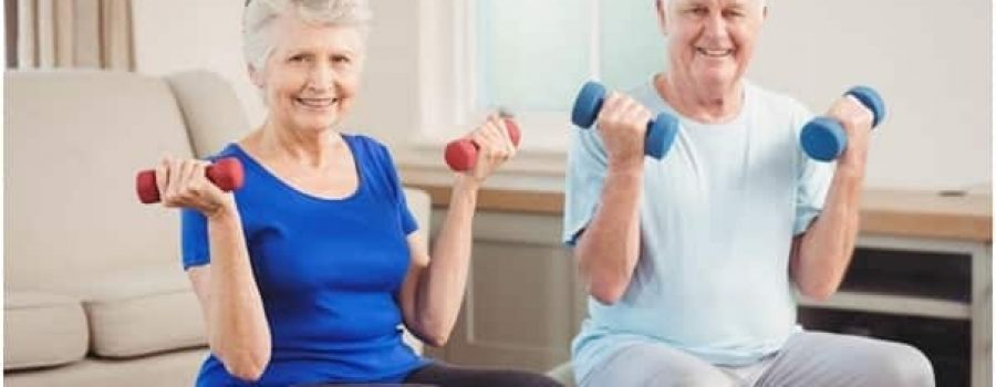 How to find a personal trainer for seniors
