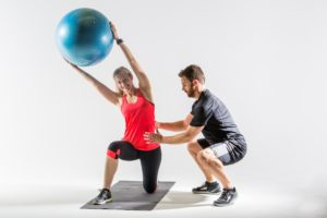 Personal training arlington