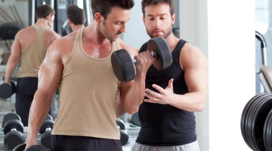 Personal trainers guide to bigger biceps