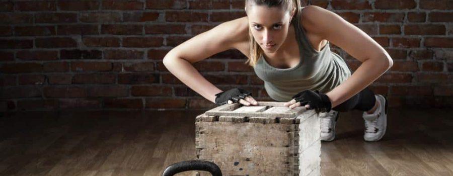 Power training for runners