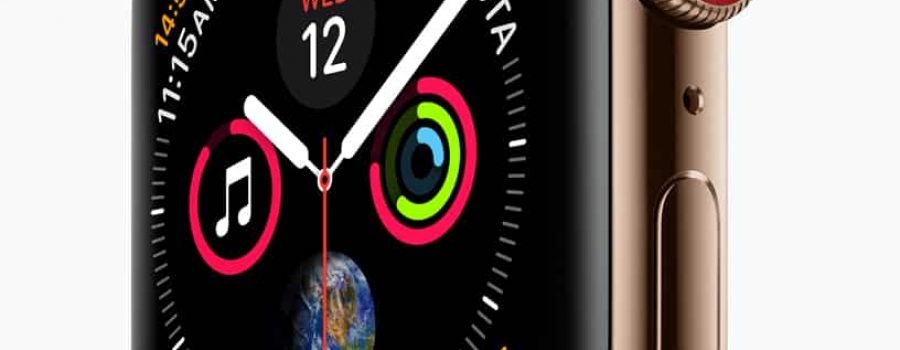 Review of the Apple watch 4