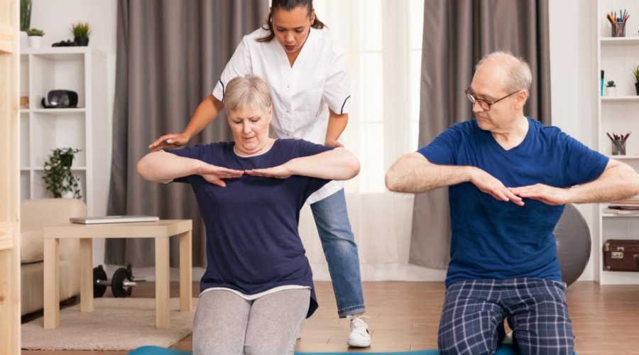 How to Stay Fit At 60 and beyond