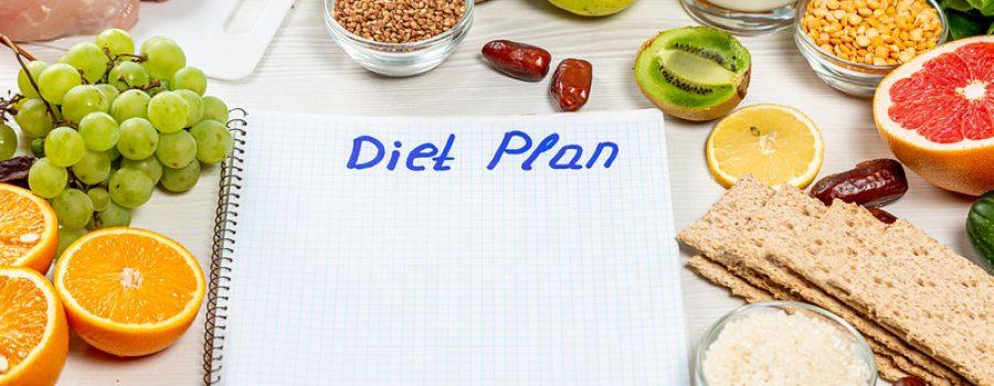 Diet Plan Notebook